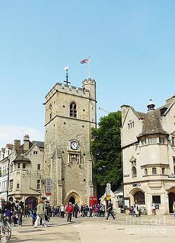 Carfax tower by Julie Koretz