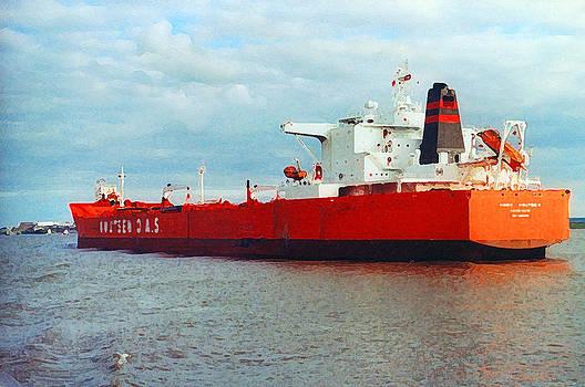 Alexander Drum - Cargo Ship
