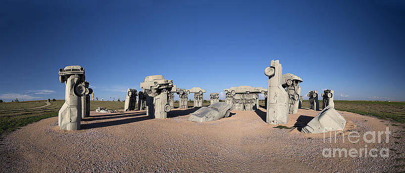 Art Whitton - Carhenge Panorama