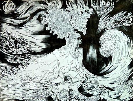 Anna  Duyunova - Caribbean Fantasy