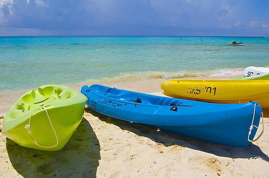 Caribbean Kayaks by Galexa Ch