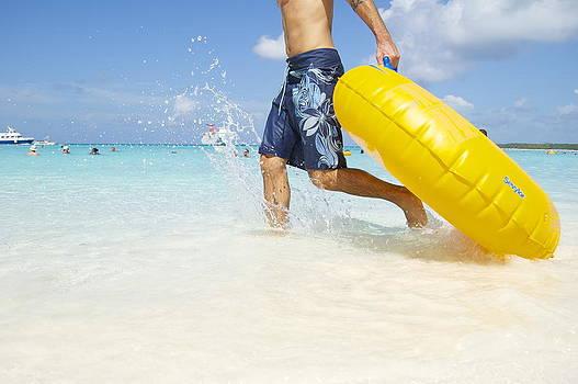 Caribbean Splash by Galexa Ch