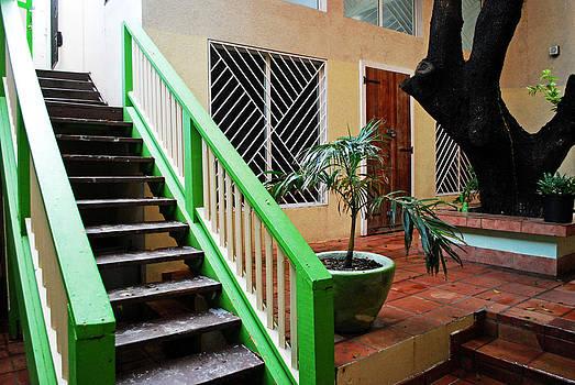 Gary Wonning - Caribbean Stairway