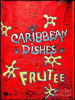 Sophie Vigneault - Caribbean Wall Graffiti