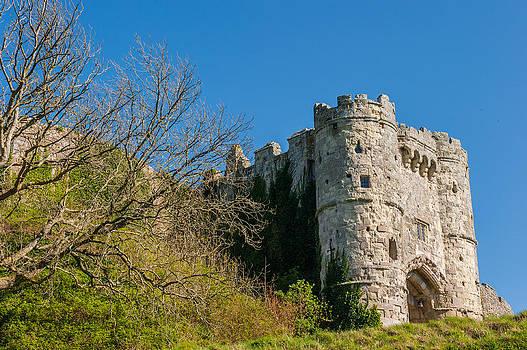 David Ross - Carisbrooke Castle