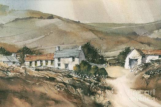 Roland Byrne - CARLOW  Blackstairs Mountains