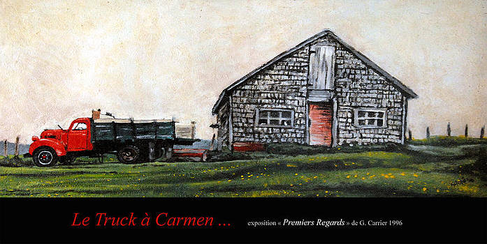 Carmens Truck by Gino Carrier