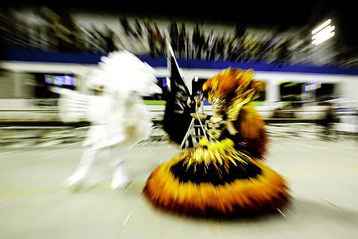 Carnival in Brazil III by Luciano Trevisan