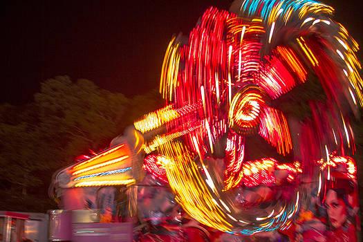 Carnival Lights by Cameron McManus