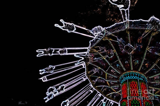 Kathi Shotwell - Carnival - Sky Swings