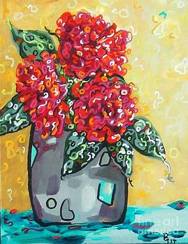 Carolyn's Roses by Deborah Glasgow