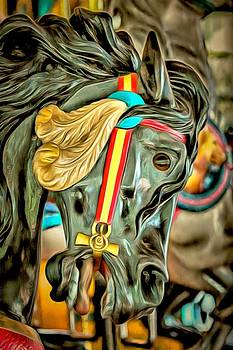 Carousel by CarolLMiller Photography