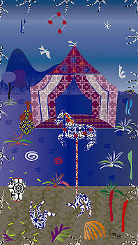 Carousel  by Gabriela Delgado