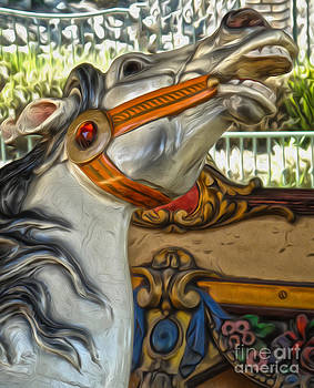 Gregory Dyer - Carousel Horse - 01
