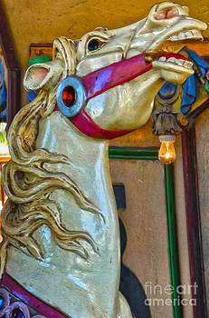 Gregory Dyer - Carousel Horse - 02