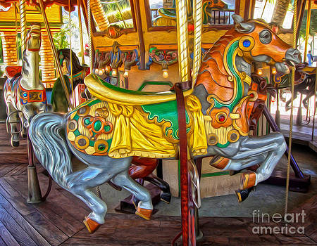 Gregory Dyer - Carousel Horse - 03
