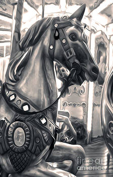 Gregory Dyer - Carousel Horse