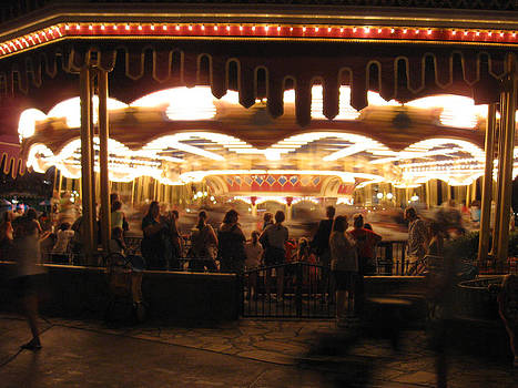 Carousel by Jim Schmidt