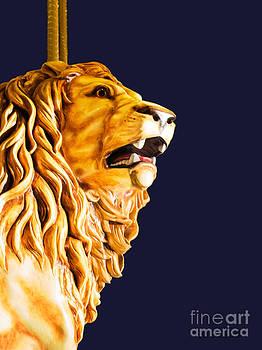 Barbara McMahon - Carousel Lion