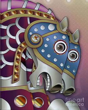 Carousel by Michael Lovell