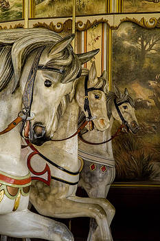 Carousel Steeds by Nancy Myer