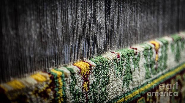 Carpet by Eugenio Moya