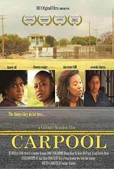 Carpool Poster by Rick Brandon