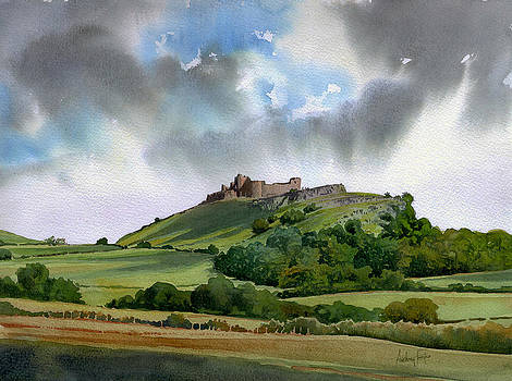 Anthony Forster - Carreg Cennen North Tower