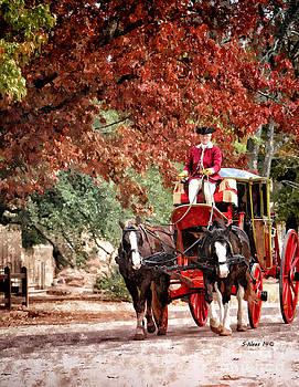 Shari Nees - Carriage Ride