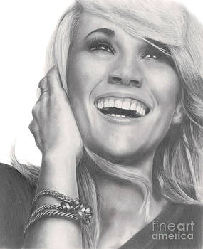 Carrie Underwood by Michael Durocher