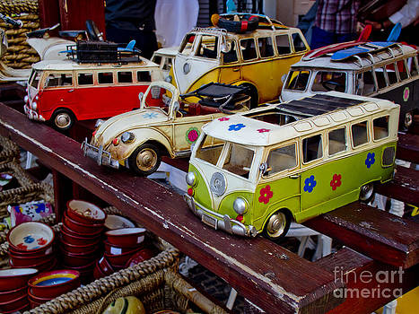 Cars And Vans Toys by Stefano Piccini