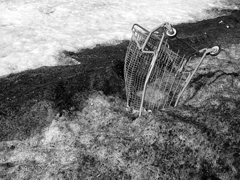 Cart Art No. 9 by Keith McGill