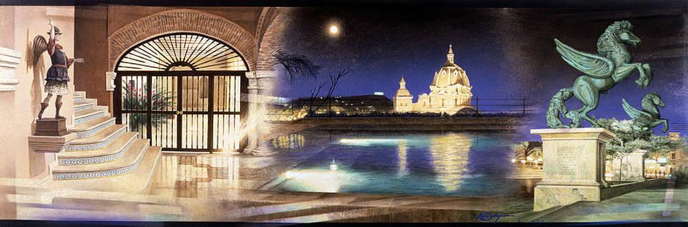 Cartagena by Loren Salazar