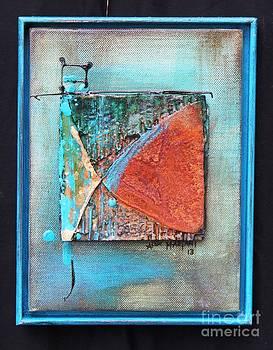 Cartonage 1 by Alexandra Mariani