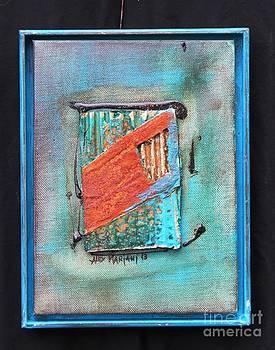 Cartonage 4 by Alexandra Mariani