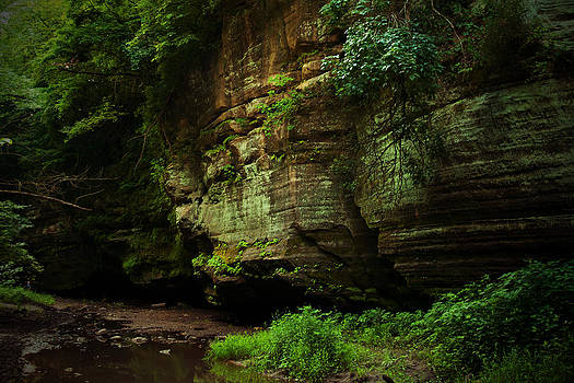 Carved Rock by Jennifer Englehardt