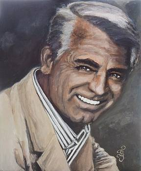 Cary Grant by Shirl Theis