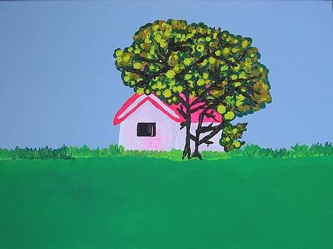 Casa by Maria tereza Braz