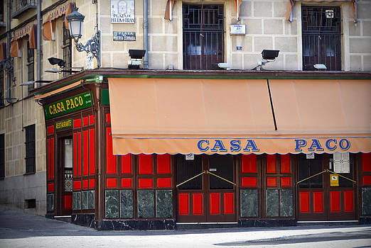RicardMN Photography - Casa Paco Restaurant in Madrid