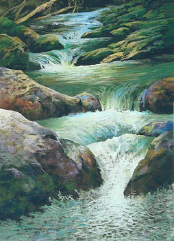 Cascade by Delores Herringshaw