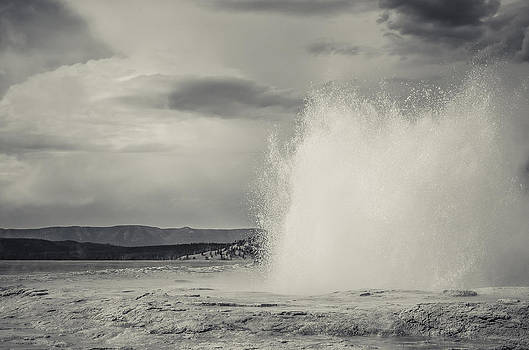 Cascade Geyser by Off The Beaten Path Photography - Andrew Alexander