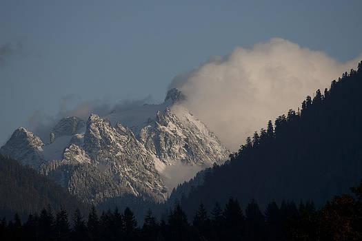 John Clark - Cascade Mountain range