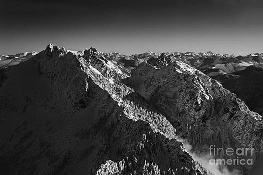 Cascade Range by Jason Fortenbacher