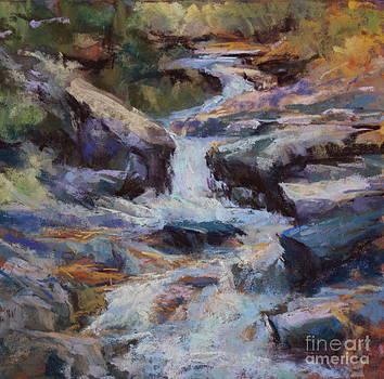 Cascade by Virginia Dauth