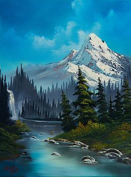 Chris Steele - Cascading Falls