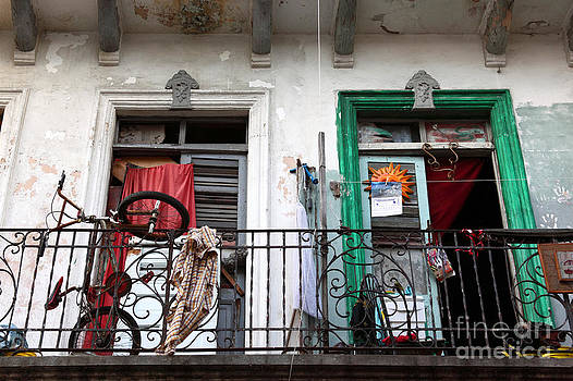 James Brunker - Casco Viejo balconies