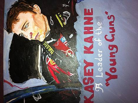 Casey Kahne by Justin James