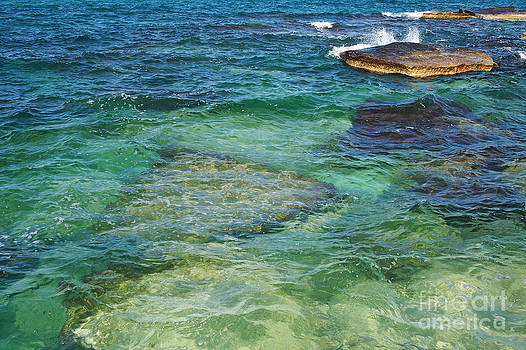 Caspian Sea. by Alexandr  Malyshev