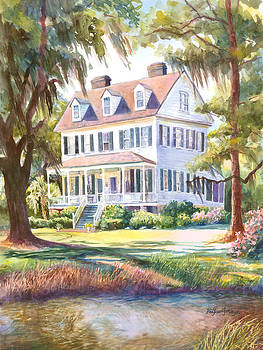 Cassina Point Edisto Island SC by Alice Grimsley