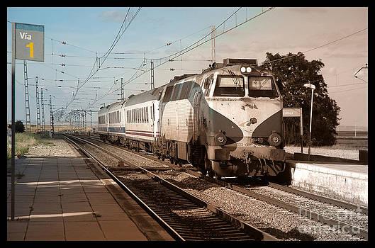 Castilla Express by Julia Moral